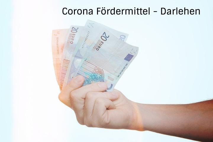 Fördermittel Corona