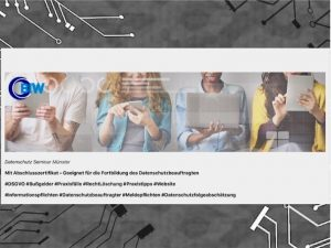 Datenschutz und DSGVO