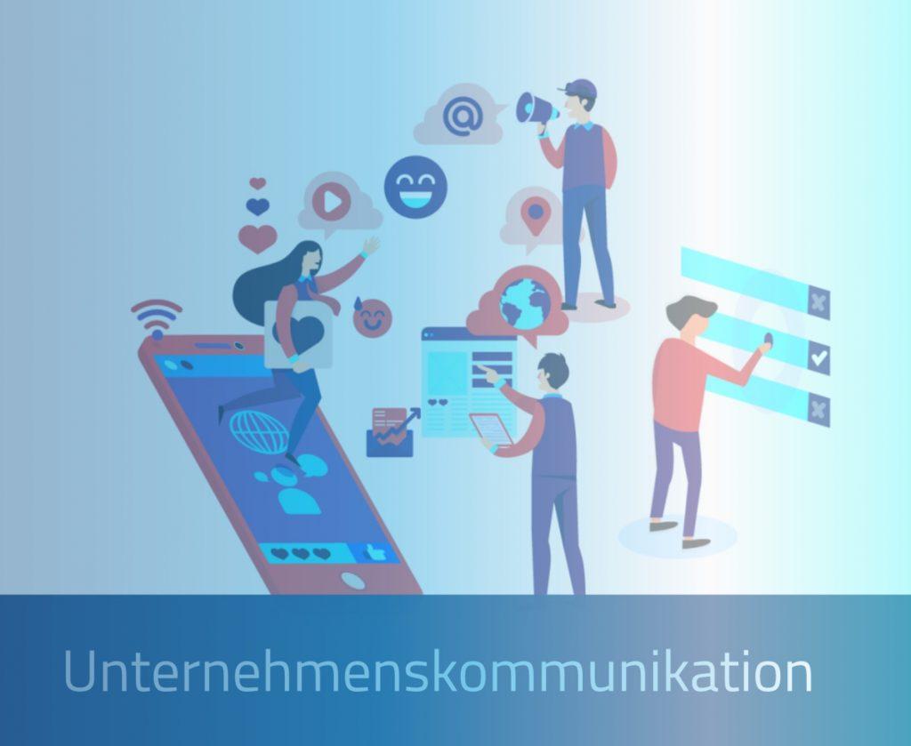 Kommunikation in Unternehmen