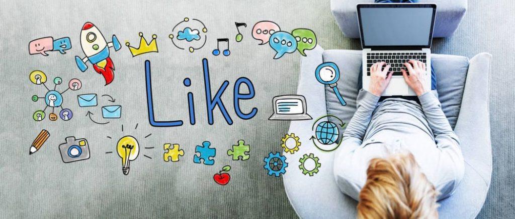 Social Media geltenes Recht