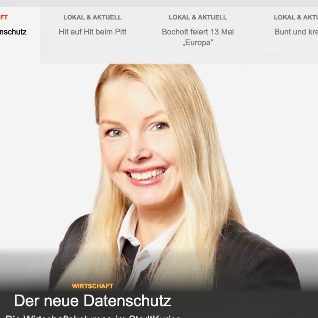 Prozessberaterin Nicole Biermann-Wehmeyer